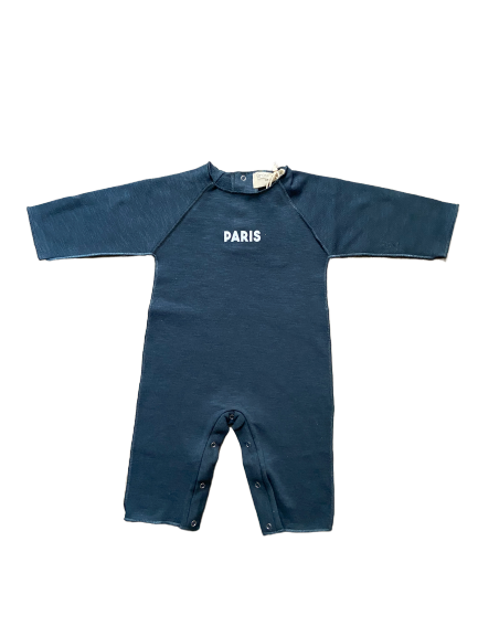 Combinaison Paris - Navy