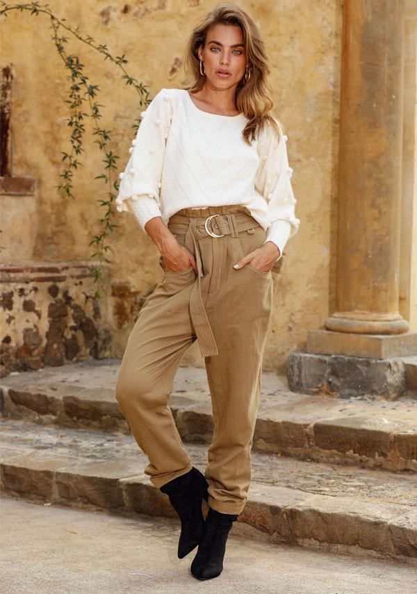 Ministry Of Style - Romance Linen Pants