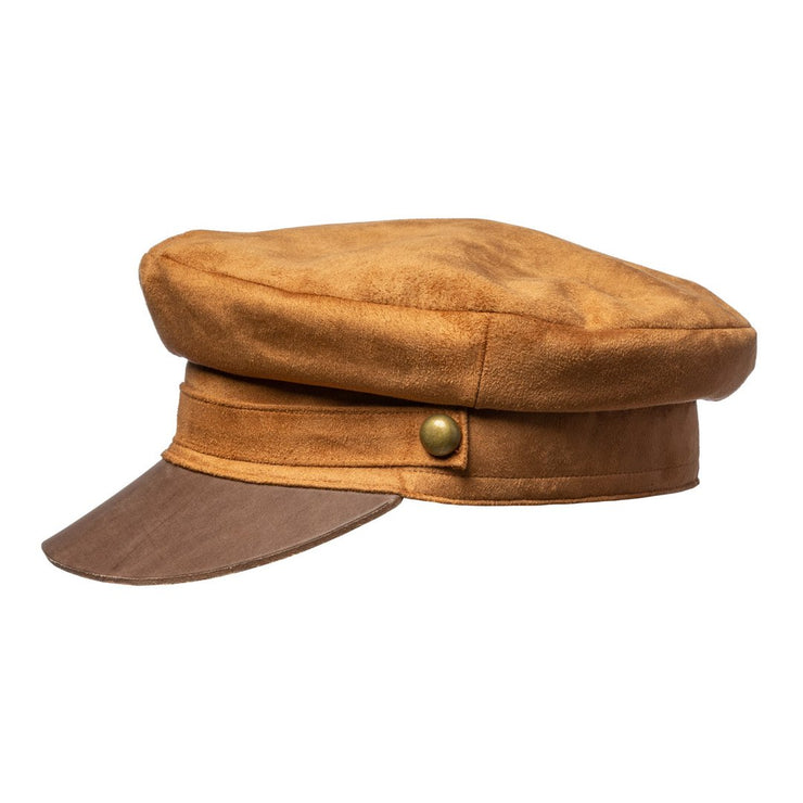 Ziggy Cap - Brown