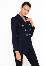 THE SIGNATURE BLAZER - NAVY | MOSSMAN