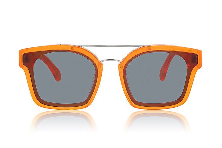 MYKONOS ORANGE - SUNGLASSES