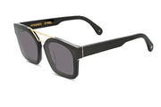 MYKONOS BLACK/GOLD - SUNGLASSES