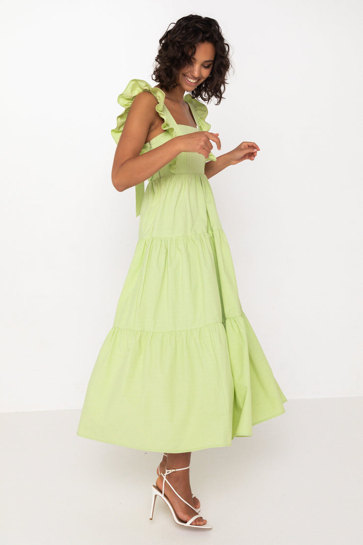 Mossman - Seahaze Maxi Dress