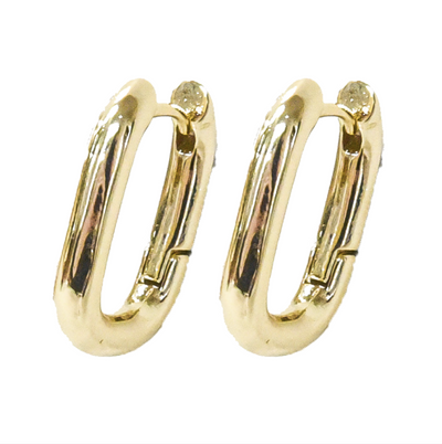 Sable & Dixie - Pamela Gold Earrings