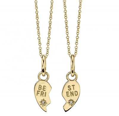 BFF Necklaces | Sable & Dixie