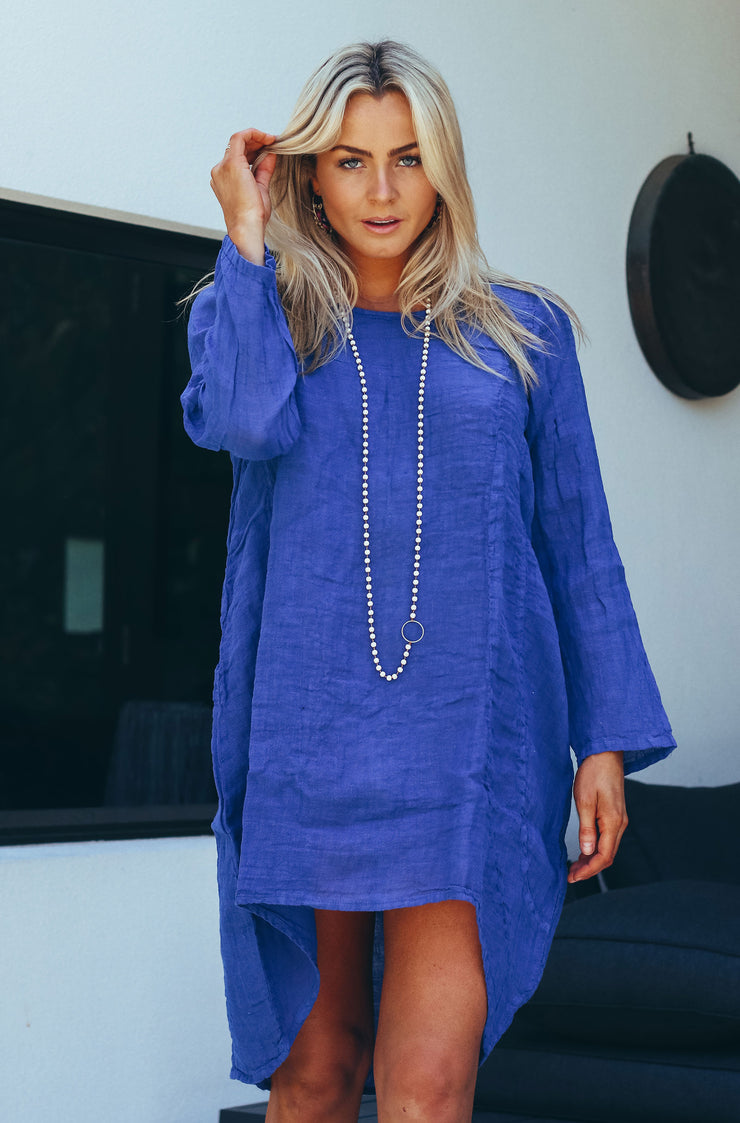 Nammos Top / Dress - Electric Blue