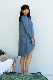 Nammos Top / Dress - Denim Blue