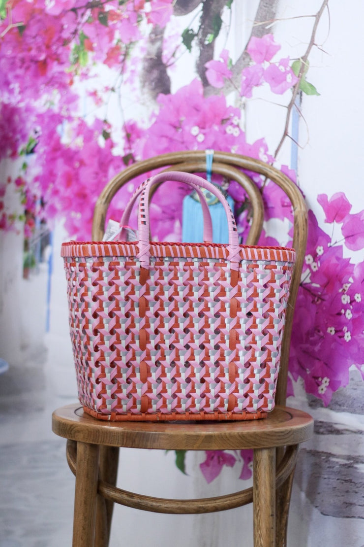 Pali Basket - Pink Wave Medium KUU KUU