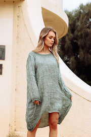 Nammos Top / Dress - Sage