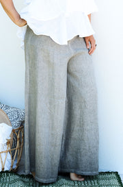 Kabana Pants Spray Dye Grey