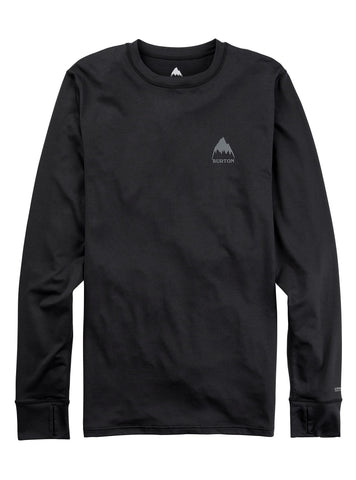 Burton Lightweight Crew - True Black