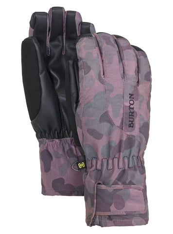 Burton Women's Profile Under Glove - Moss Camo