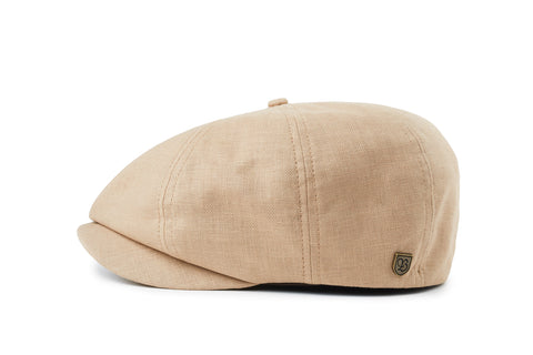 Brixton Brood Snap Cap - Sandstone