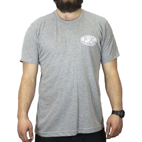 Pro Skates Proval T-Shirt - Heather Grey