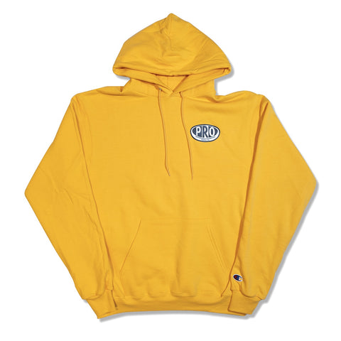 Pro Skates Proval Champion Hoodie - Gold