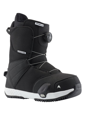 Burton 2019 Youth Zipline Step-On Boot - Black