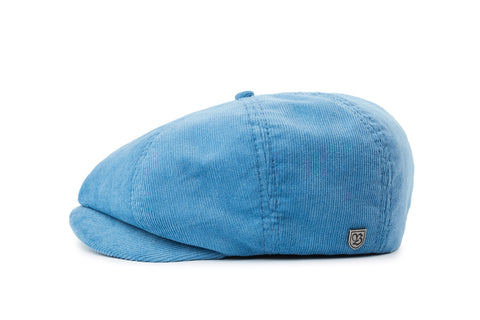 Brixton Brood Snap Cap - Orion Blue