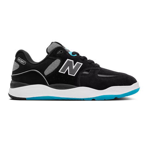 NB Numeric 1010 Shoes - Black/Turquoise