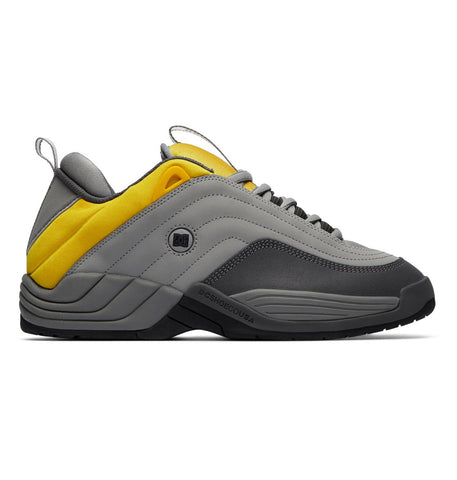 DC Williams OG Shoe - Grey/Yellow