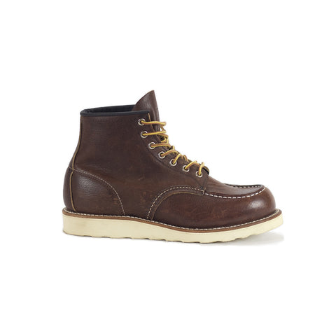 Red Wing Heritage Classic Moc 8138 Boot - Brown