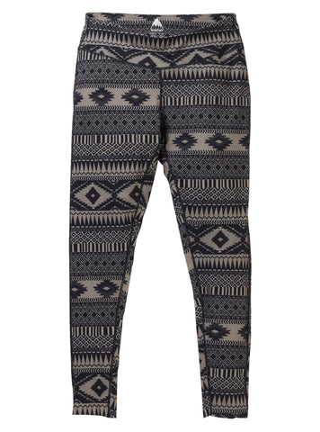 Burton Expedition Pant Base Layer - Pelican Freya Weave
