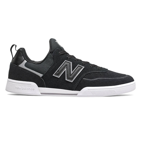NB Numeric 288s Shoe - Black/White