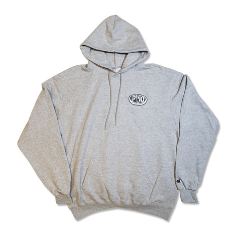 Pro Skates Proval Champion Hoodie - Heather Grey