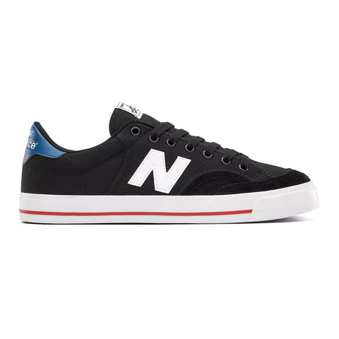 NB Numeric 212 Shoes - Black/Blue