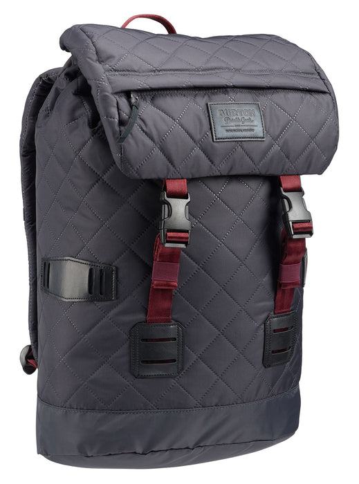 Burton Tinder Backpack - Faded Quilted Satin