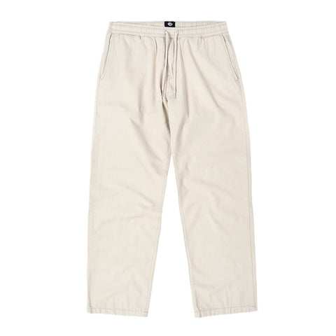 Magenta Climbing Pants - Light Beige
