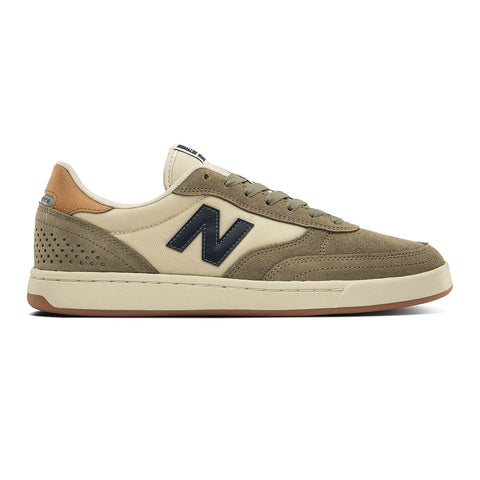 NB Numeric 440 Shoes - Olive/Cream