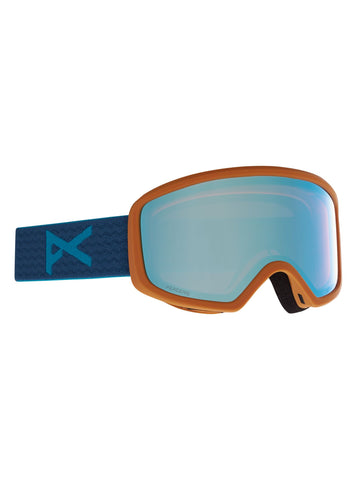 Anon 2021 Deringer Goggles - Blue/Perceive Variable Blue