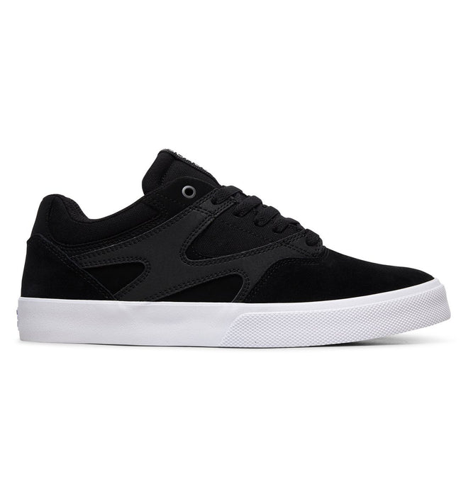 DC Kalis Vulc Shoe - Black/White