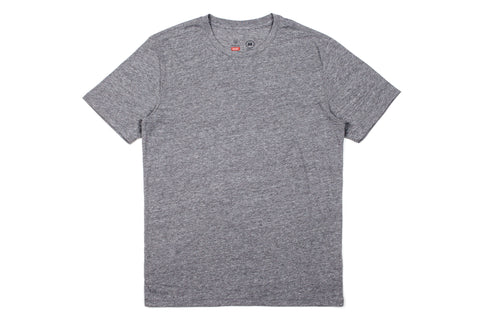 Brixton S/S Premium Tee - Heather Grey