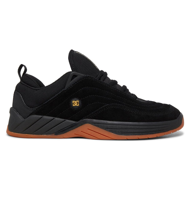 DC Williams Slim Shoe - Black/Gum