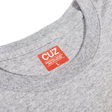 Cuz Ted Tee -  Grey