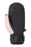 686 Mountain Mitt - Dusty Pink Hyperchromic