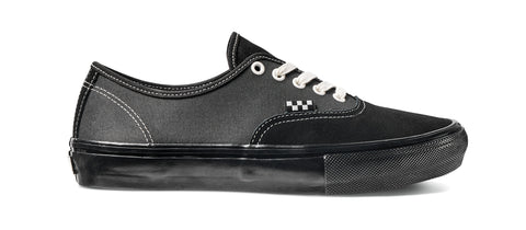 Vans Skate Authentic Shoe - Black/Black