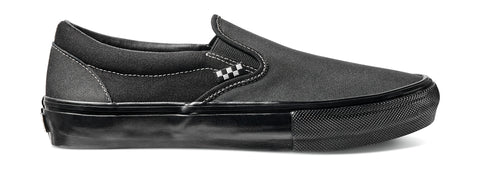 Vans Skate Slip-On Shoe - Black/Black