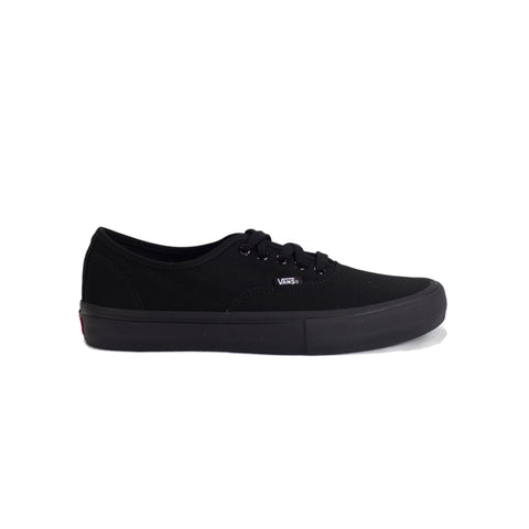 Vans Authentic Pro Shoe - Black/Black