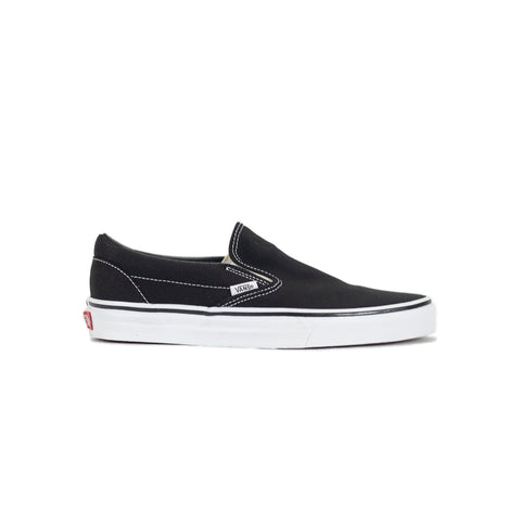 Vans Classic Slip-On Shoe - Black