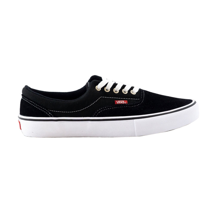 Vans Era Pro Shoe - Black/White/Gum