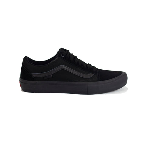Vans Old Skool Pro Shoe - Blackout
