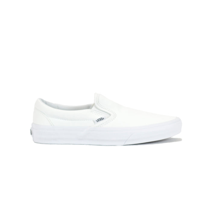 Vans Classic Slip-On Shoe - True White
