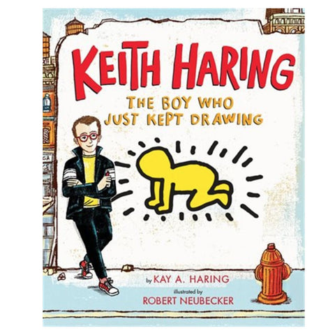 Keith Haring Boy Who Book