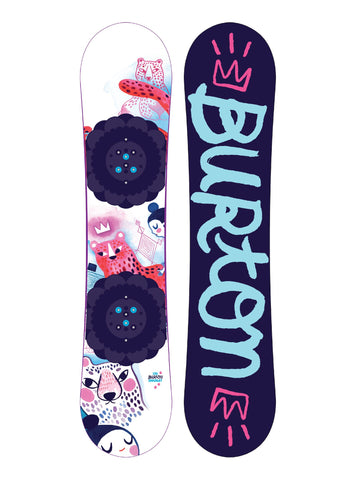 Burton Youth 2021 Chicklet Snowboard