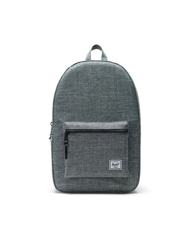 Herschel Settlement Backpack - 600D Poly Raven X
