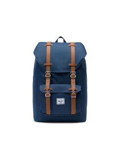Herschel Lil Amer M 600D Backpack - Navy