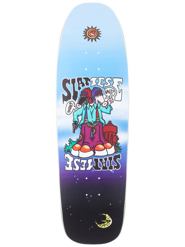New Deal Siamese Slick Deck