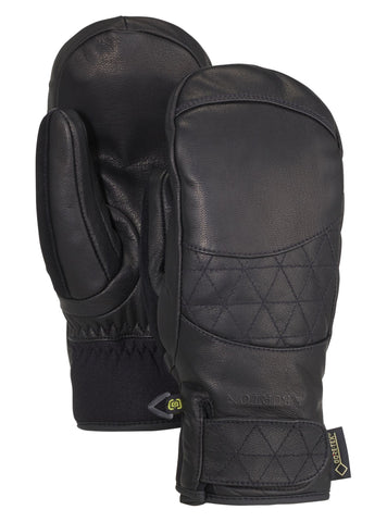 Burton Women's Gondy Gore Mitt - True Black